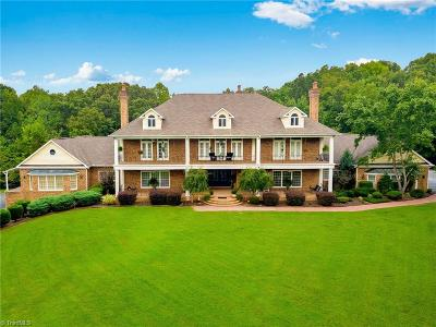 Trinity NC Single Family Home For Sale: $995,000