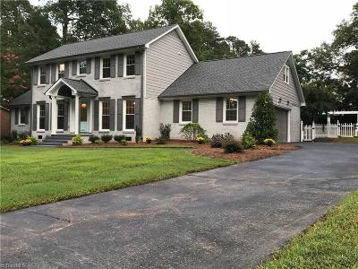 Alamance County Single Family Home For Sale: 2012 Sunnybrook Drive
