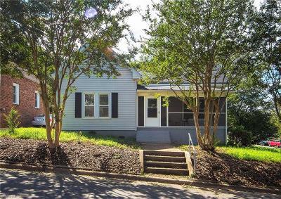 Winston Salem Single Family Home For Sale: 406 Granville Drive