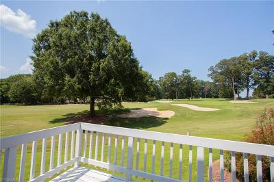 Bermuda Run Condo/Townhouse For Sale: 177 Golfview Drive