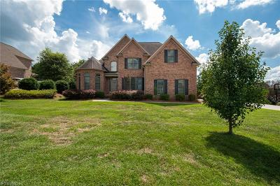 Winston Salem Single Family Home For Sale: 1409 Meadowlands Drive