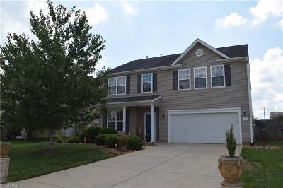 Burlington Single Family Home For Sale: 106 West View Drive