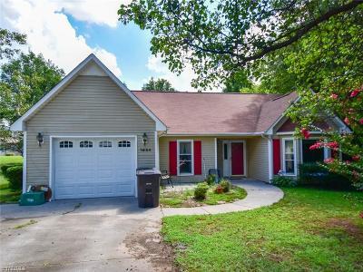 Winston Salem Single Family Home For Sale: 1624 Caspian Way Lane