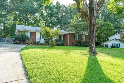 High Point Single Family Home For Sale: 3200 Covedale Street