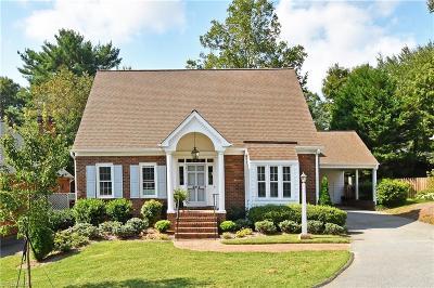 Winston Salem Single Family Home For Sale: 3312 Mayfield Court
