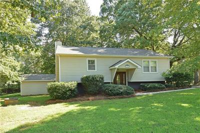 Clemmons Single Family Home Due Diligence Period: 6280 Styers Ferry Road
