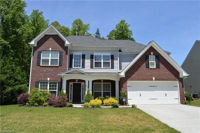 High Point Single Family Home For Sale: 4069 Tellmont Court