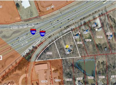 Alamance County Commercial Lots & Land For Sale: 4011 Wilson Road