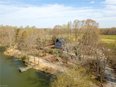 Davie County Residential Lots & Land For Sale: 106 Spencers Lane