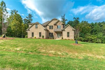 Guilford County Single Family Home For Sale: 2511 Rivers Edge Road