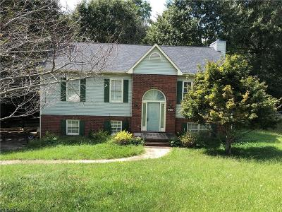 Clemmons Single Family Home Due Diligence Period: 6017 Stone Bluff Drive