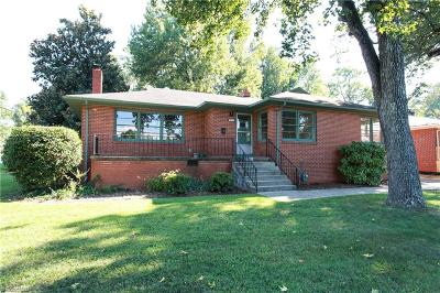 High Point Single Family Home For Sale: 601 Quaker Lane