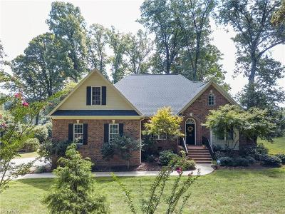 Advance Single Family Home For Sale: 291 Ivy Circle