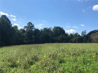 Reidsville Residential Lots & Land For Sale: Lot 4 Heritage Road