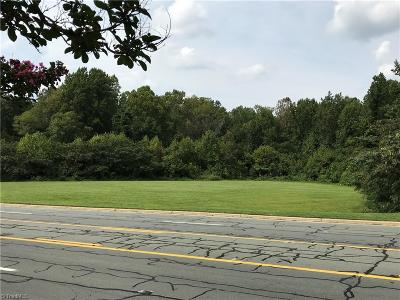 Alamance County Commercial Lots & Land For Sale: W Harden Street