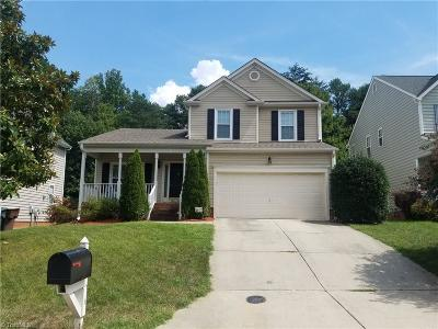 Greensboro NC Single Family Home For Sale: $189,900