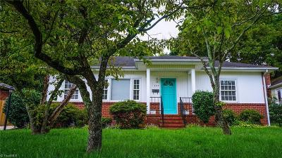 Lindley Park Single Family Home For Sale: 407 S Lindell Road