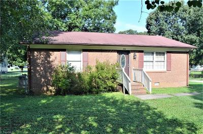 Gibsonville Single Family Home For Sale: 500 May Street