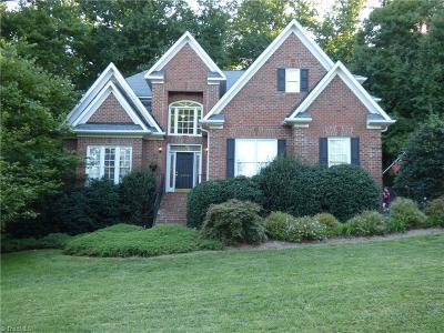 High Point Single Family Home For Sale: 1504 Meta Court