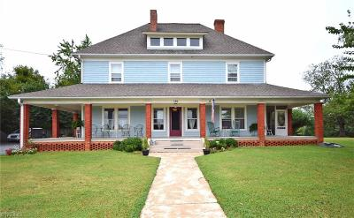 East Bend Single Family Home For Sale: 109 E Main Street