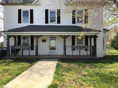 Asheboro Single Family Home For Sale: 303 Summit Avenue