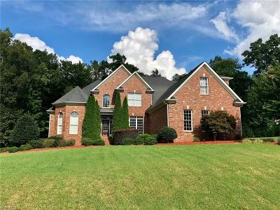 Kernersville Single Family Home For Sale: 7822 Charles Place Drive