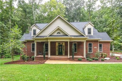 Greensboro Single Family Home For Sale: 3807 Brandt Lake Court