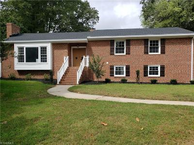 Greensboro Single Family Home For Sale: 107 Green Valley Road