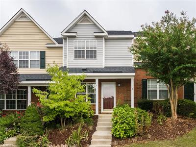 Greensboro NC Condo/Townhouse For Sale: $112,900