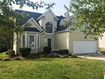 McLeansville Single Family Home For Sale: 5410 Cragganmore Drive