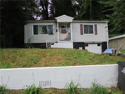 Winston Salem Single Family Home For Sale: 236 Bond Street