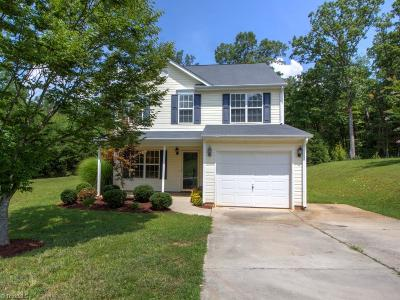 Greensboro Single Family Home For Sale: 107 Kinnley Court