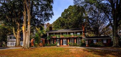 Mocksville Single Family Home For Sale: 1347 Us Highway 64 E