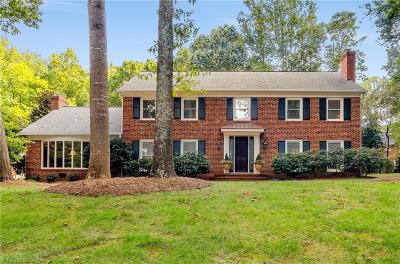 Greensboro Single Family Home Due Diligence Period: 3 Dunaway Court