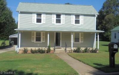 Gibsonville Single Family Home For Sale: 410 S Joyner Street