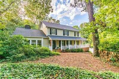 Greensboro Single Family Home For Sale: 3307 Waldron Drive