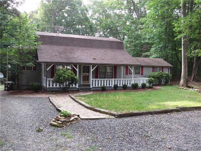 Rockingham County Single Family Home For Sale: 733 Boyd Road