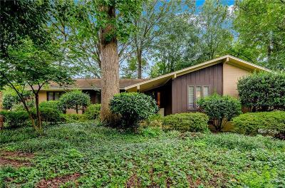 Greensboro Single Family Home For Sale: 5205 Bennington Drive