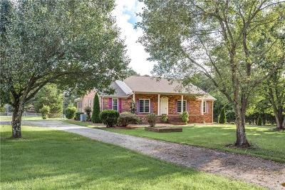 Summerfield Single Family Home Due Diligence Period: 1113 Nc Highway 150