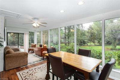 High Point Single Family Home For Sale: 4005 Oak Hollow Drive