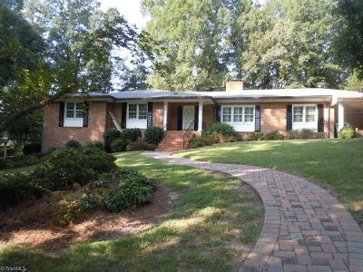 High Point Single Family Home Due Diligence Period: 301 Woodbrook Drive