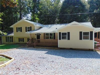 Clemmons Single Family Home For Sale: 8090 Dull Road