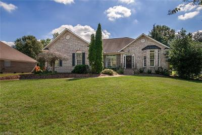 High Point Single Family Home Due Diligence Period: 1705 Country Club Drive
