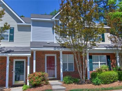 Greensboro Condo/Townhouse For Sale: 30 Sidney Marie Court