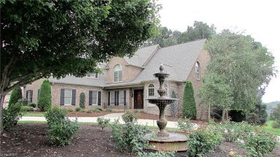 Winston Salem NC Single Family Home For Sale: $795,000