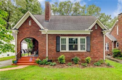 Single Family Home For Sale: 2511 Sylvan Road