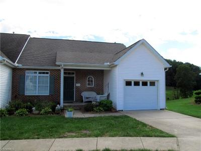 Kernersville Condo/Townhouse Due Diligence Period: 1212 Kakie Jennings Court
