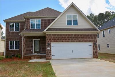 Winston Salem Single Family Home For Sale: 5922 Beckner Street