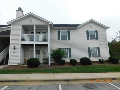 Greensboro Condo/Townhouse For Sale: 5701 Battery Court #G