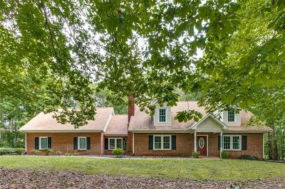 Asheboro Single Family Home Due Diligence Period: 847 Laurel Drive